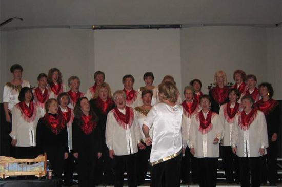 Desert Sounds Harmony Chorus
