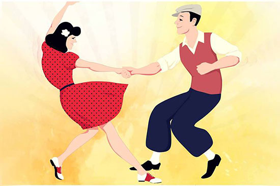 Lillooet Music Presents…  A Spring Sock Hop